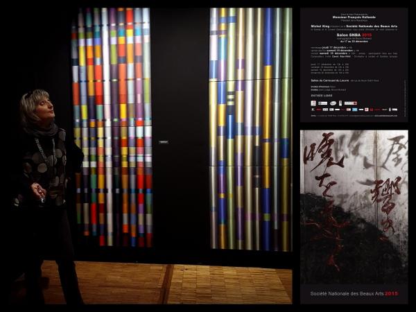 Dispositifs de young rita dibenedetto for Salon des beaux arts